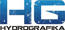 logo hydrografika tmave